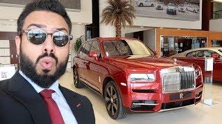 Rolls Royce  CULLINAN - The Luxury SUV