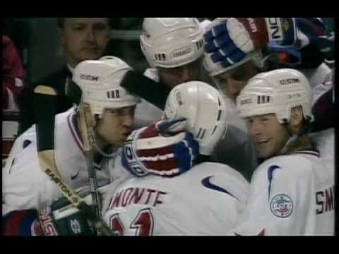 96 World Cup of Hockey Final, USA-Canada Gm. 3