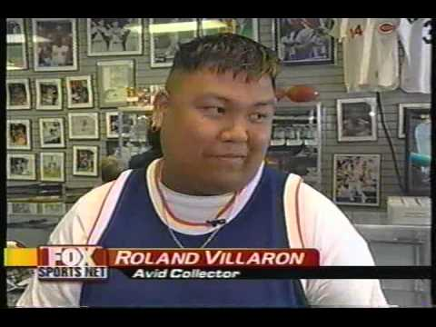 On Root Sports Talking About Ichiro Mainia And His Rookie Cards