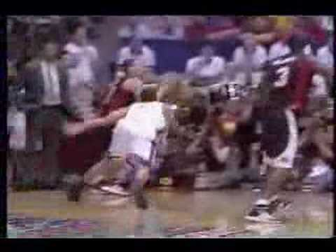 Francisco Garcia 2005 Sweet 16 Highlights