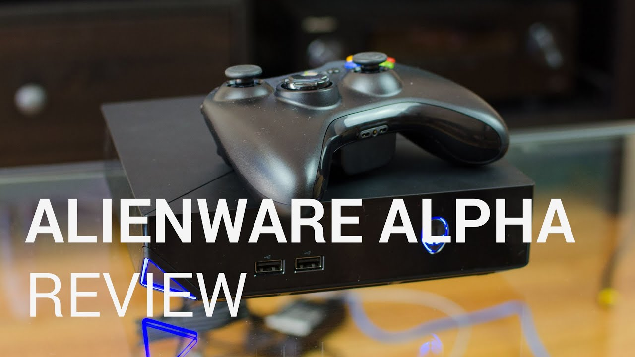 Alienware Alpha  Watch Dog
