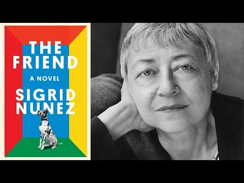 Sigrid Nunez interview at AWP 2018
