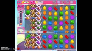 Candy Crush Level 1533 w/audio tips, hints, tricks