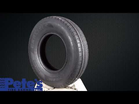 ST235/80R16 Carlisle Radial Trail HD Trailer Tire (10 Ply)