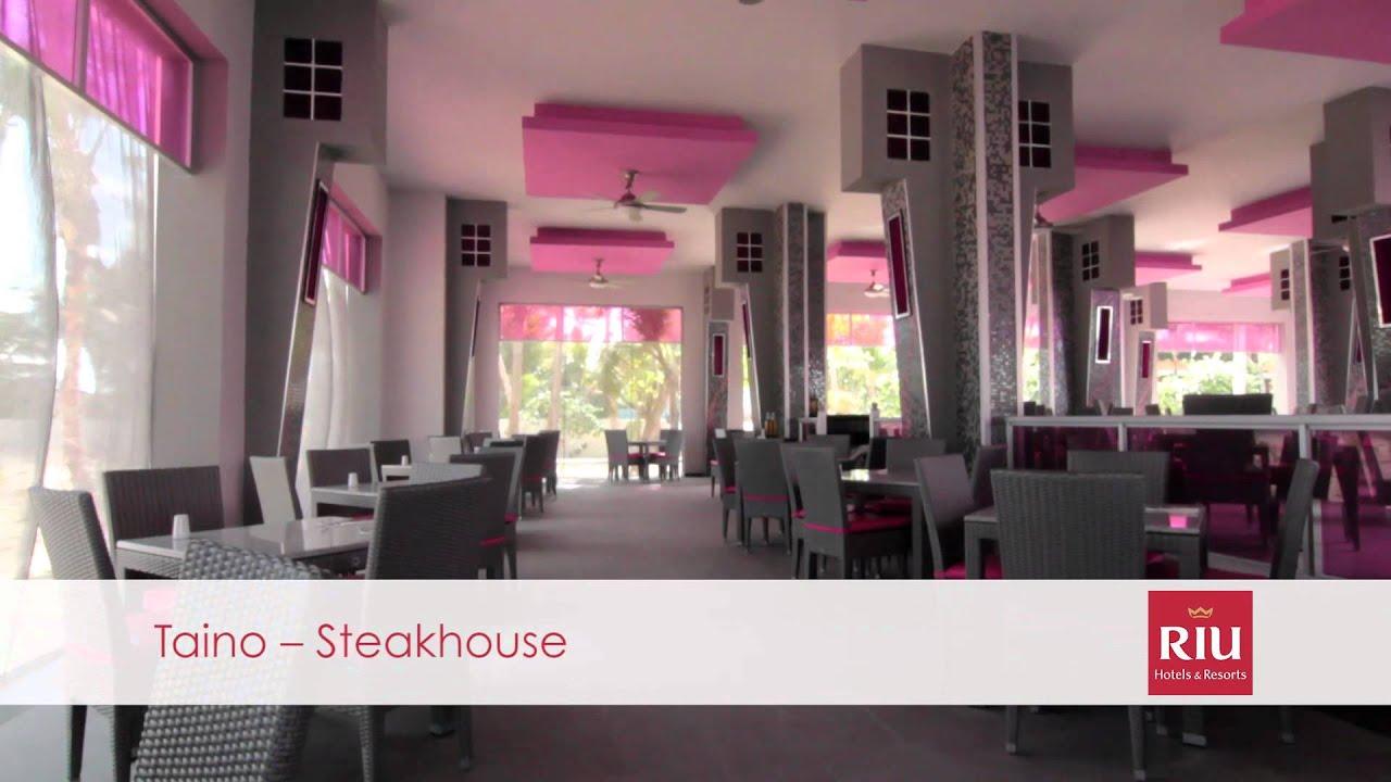 Riu Palace Bavaro Restaurants Bars Signaturevacations