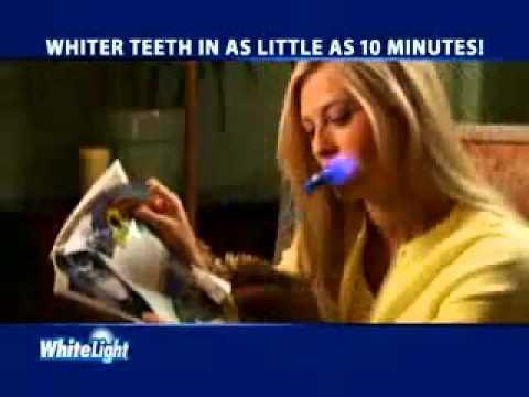 Clareador Dental Led White Youtube