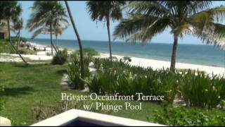 Zoetry Oceanfront Suite with Plunge Pool