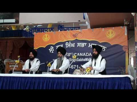 Bhai Harnam Singh Ji Sri Nagar Wale - Mere Saha Mai Har Darshan Hoey Part 1