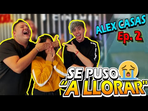 CONOCE A TU YOUTUBER FAVORITO - Ep. 2 ALEX CASAS