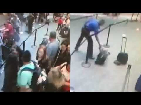 Camera Battery Explosion At Orlando Airport Causes Panic And Hours Of Delays