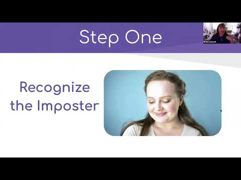 Six Steps to Overcome Imposter Syndrome