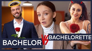 Der BESTE Bachelor vs. die LANGWEILIGSTE Bachelorette