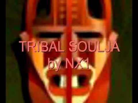 NEW FUNKY 09 instrumental Tribal Soulja by NX1