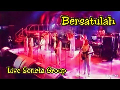 Rhoma Irama - Bersatulah - Live Concert Soneta Group
