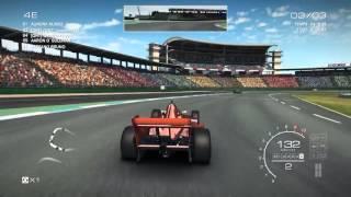 Leçon de pilotage sur GRID Autosport