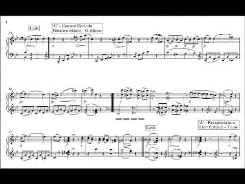 Form: Sonata Rondo Form - YouTube