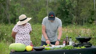 Matt Eats Gympie - CC's Kitchen and Petersen's Farm