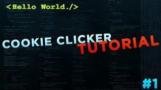 Dein eigenes Cookie Clicker Spiel! | Willkommen auf m3_!