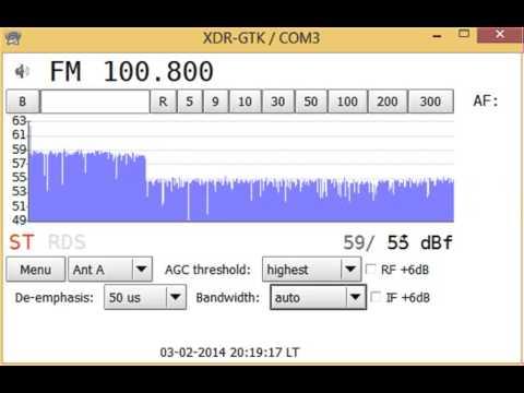 100,8 MHz - UR Radio L'vivs'kaya khvylia - Lviv - 262 km