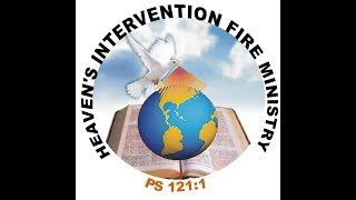 01/12/2019 INTERVENTION TV: MESSAGE TITLE THE FIGHT OF FAITH PART 3 BY PST JAMES CHINWUBA-JESUS