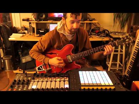 Ableton 10 Neo Soul/ Funk Guitar Loops