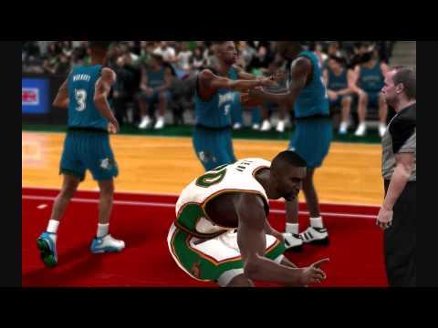 NBA 2k 96/97 season NBA on NBC Mod