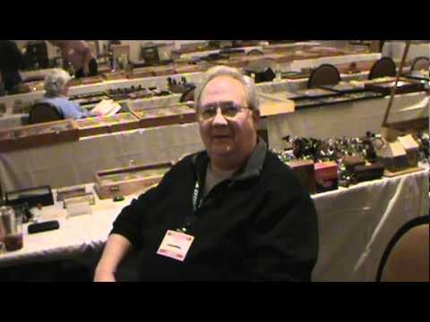 2012 MILWAUKEE, WISCONSIN ANTIQUE FISHING LURE SHOW