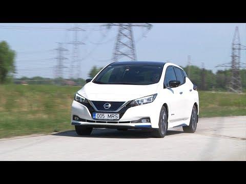 Nissan Leaf - Motors24.ee proovisõit