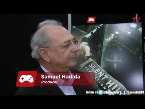 Silent Hill Revelation Producer Samuel Hadida Talks Wolfenstein and Onimusha Movies