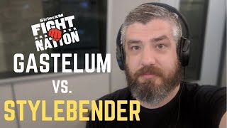 Kelvin Gastelum vs. Israel Adesanya: UFC 236 Preview | SiriusXM | Luke Thomas