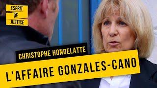 Christophe Hondelatte : L'AFFAIRE MANUELA GONZALEZ-CANO