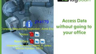 Get manuals and data with augmented reality