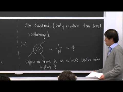 8. Large N Expansion as a String Theory, Part I