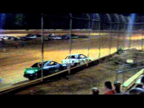 Harris Speedway FWD Main Event 5.2.2015