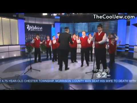 Yeshiva Boys Choir on CBS NY