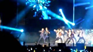 [fancam] 120623 Music Bank in HK Infinite-BTD+Paradise(w.p.y) .MP4