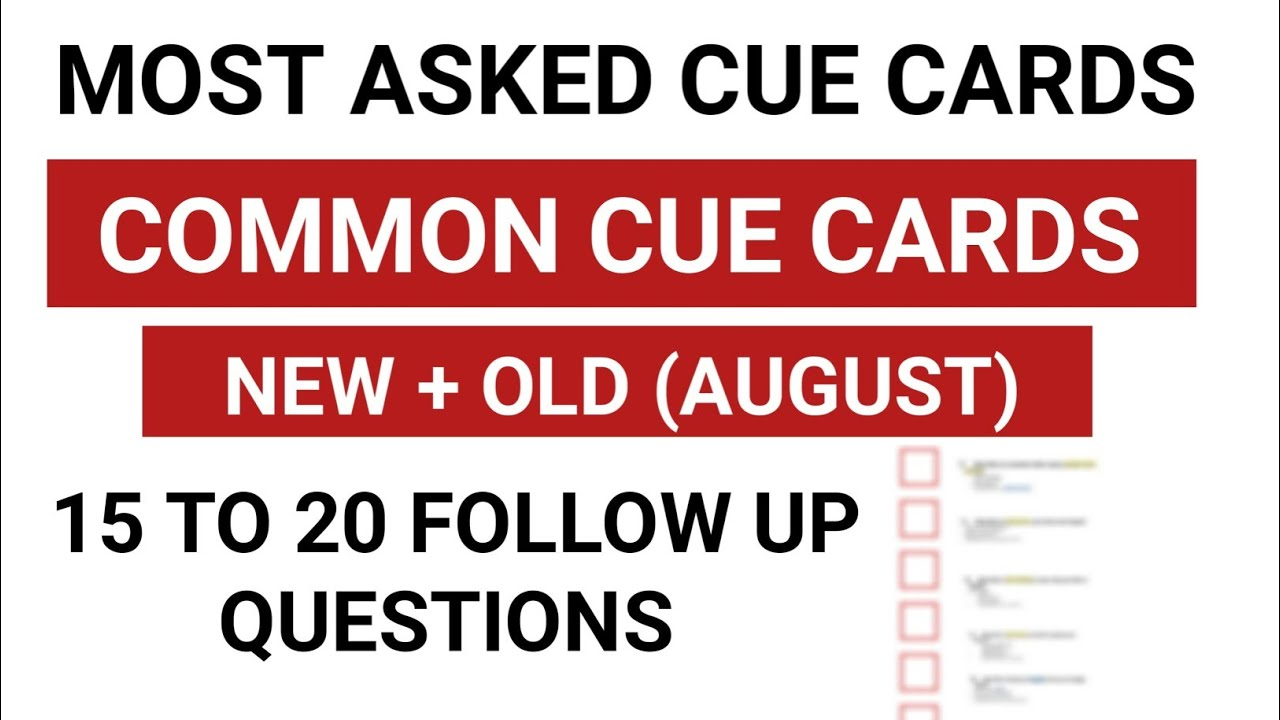 Latest common cue cards   For 7 August ielts exam   12 August ielts exam   21 August ielts exam