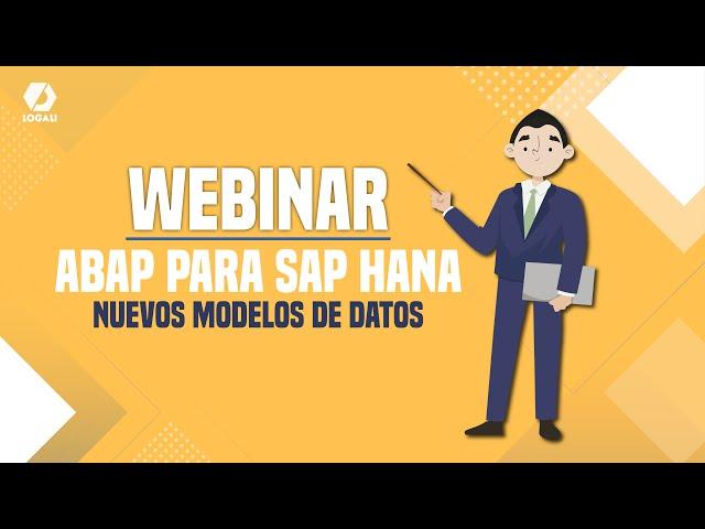 Webinar ABAP para SAP HANA - Nuevos modelos de datos