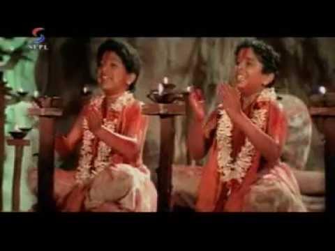 Maa Ka Chamatkar |  Full Hindi Dubbed Movie | Soundarya, Jaya Prada