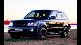 2011 Land Rover Range Rover Sport Supercharged. Car Reviews Unplugged