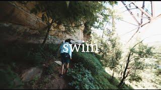 swim | Sony A7 + DJI Spark