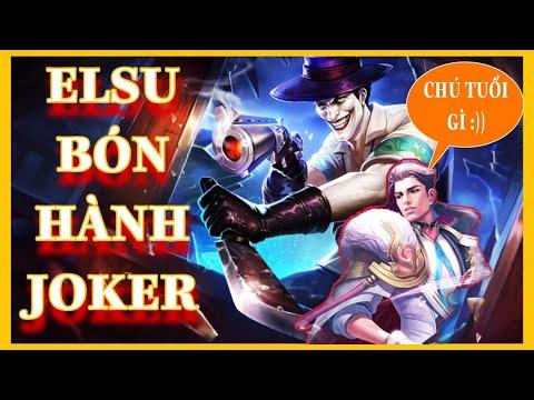Elsu Cướp Sạch Rừng Và Bón Hành Joker   Elsu Legend