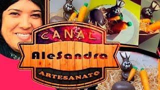 09# Sabonete Artesanal - * ESPECIAL DE PASCOA  * (Parte1) [Nível Fácil]