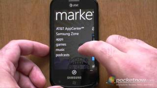 Windows Phone Mango Marketplace Preview