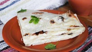 Ачма из лаваша пошаговый рецепт с фото  Грузинская кухня