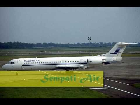 The Airlines Of Indonesia