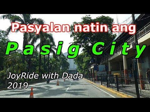 Pasig City 2019..JoyRide with Dada :D Tour/Sightseeing/Manila