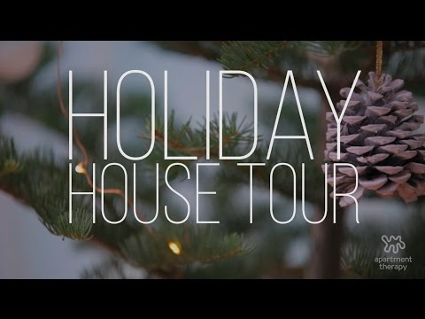 Holiday House Tour: Akhira's Small Brooklyn Wonderland