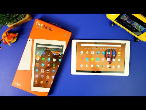 Amazon Fire HD 10 (2019) Review: Watch This Before Buying...