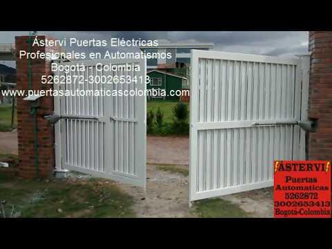 Puertas de paquedero automaticas por brazos doovi - Brazos puertas automaticas ...